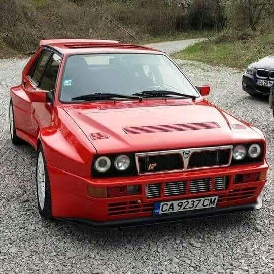 1987 Lancia Delta Integrale ✏✏✏✏✏✏✏✏✏✏✏✏✏✏✏✏ IDEE CADEAU / CUTE GIFT IDEA ☞ http://gabyfeeriefr.tumblr.com/archive ✏✏✏✏✏✏✏✏✏✏✏✏✏✏✏✏