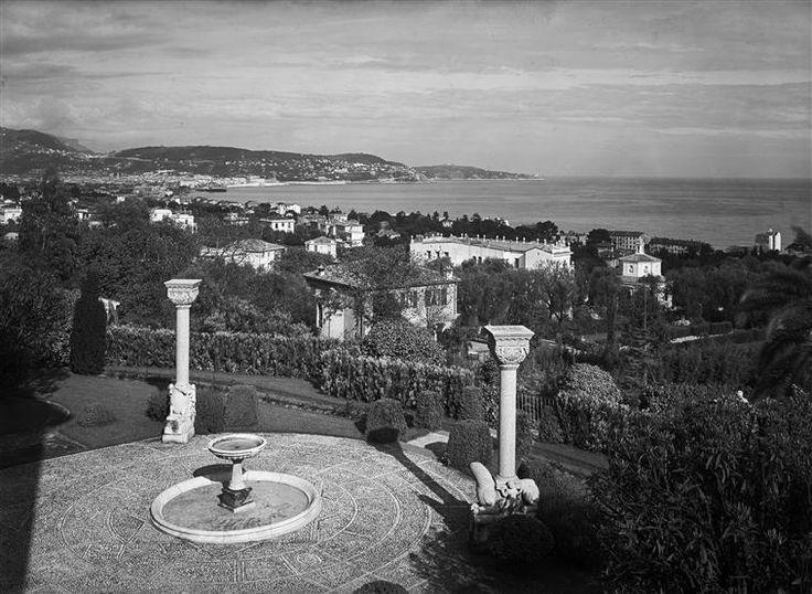 17 best images about nice on pinterest marcel nice for Jardin villa ratti nice