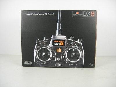 Spektrum DX8 DSMX Transmitter Only MD2 SPMR8800 | eBay