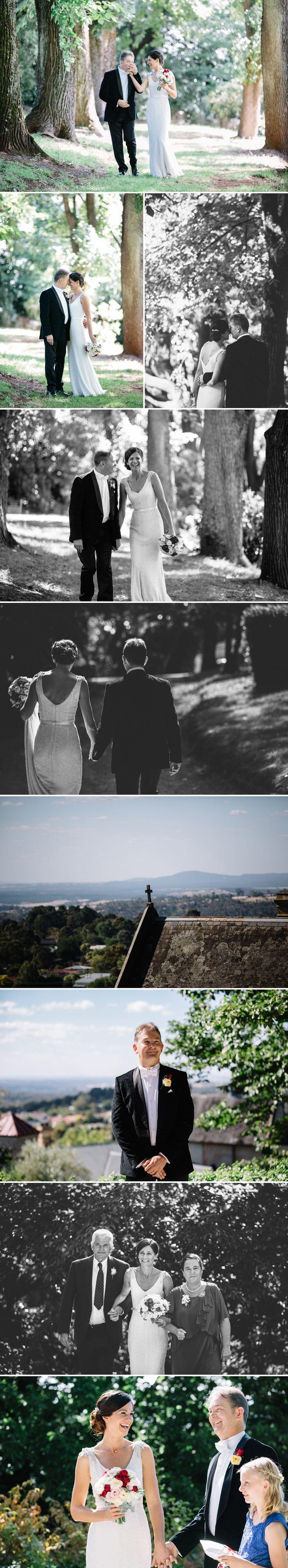 Wedding of Anita & Greg {Daylesford Convent Gallery Wedding Photographer} » Kim Selby Photography