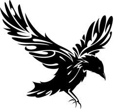 73 best clip art ravens printables images on pinterest tattoo rh pinterest com raven clip art images raven clipart black and white