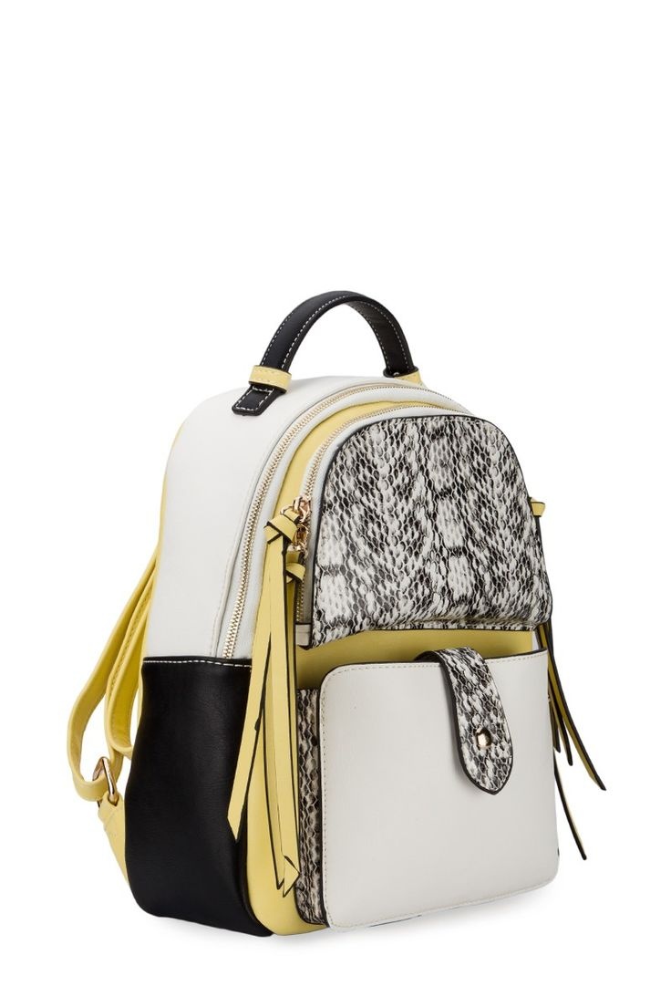 1534109516, YELLOW, BACKPACK ,ΣΑΚΙΔΙΟ