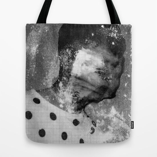 Porous II Tote Bag by Mark Francis Williams