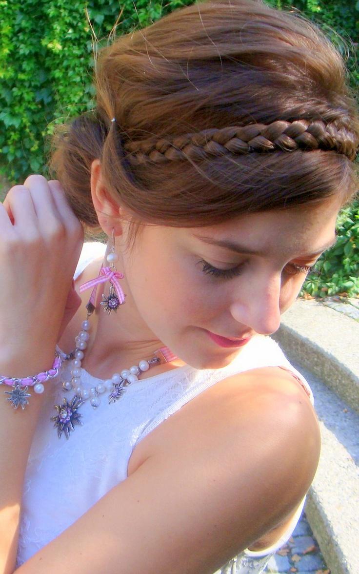 Wiesn' Special by Fashion blog A.M.M - wearing Bijou Brigitte Oktoberfest jewelry ♥