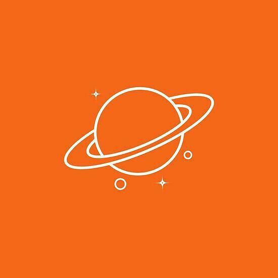 Orange Background, Orange Aesthetic