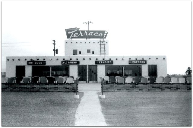 Terrace drive in albuquerque nm r a skeet noret for The terrace cinema