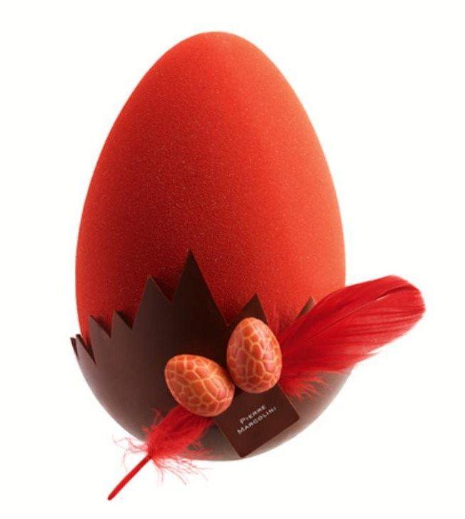 Ars Chocolatum: Oeufs de Paques @ Pierre Marcolini