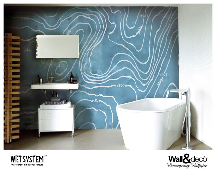 Arctic Wind  www.wallanddeco.com #wallpaper, #wallcovering, #cartedaparati, #wetsystem