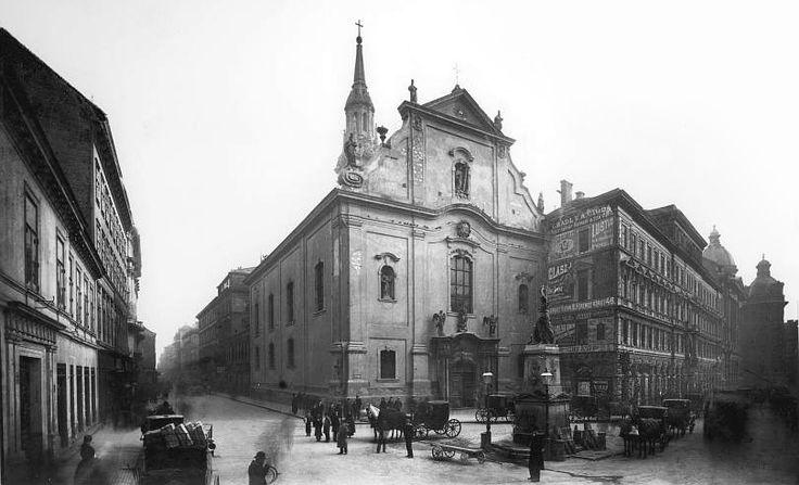 Budapest City.org | Pesti ferences templom