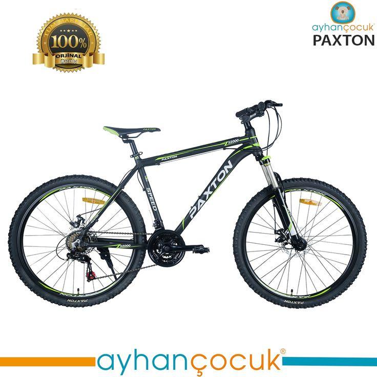 Paxton S2000 Disk Fren 21 Vites 26 Jant Dağ Bisikleti - Ayhan Çocuk | Anne ve Bebek Ürünleri Mağazası - Kampanyalar