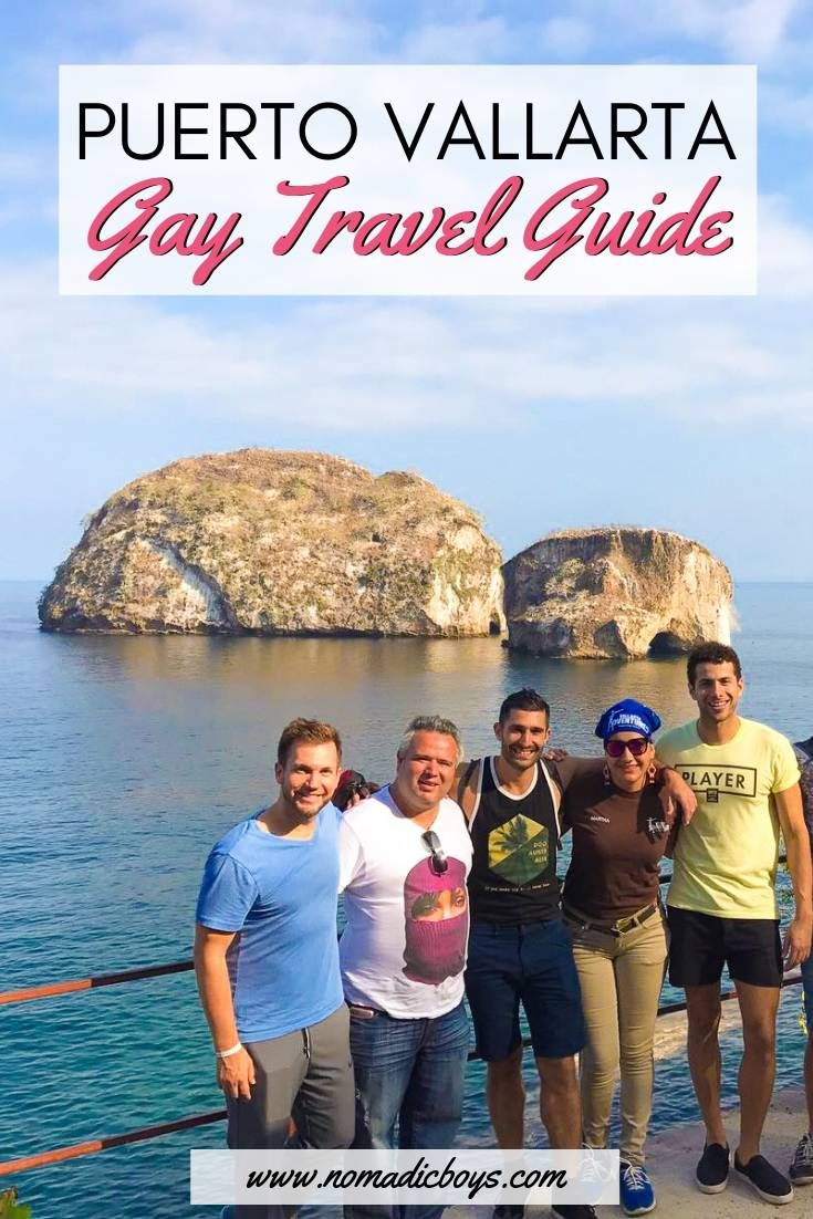 Gay mexico puerto travel vallarta