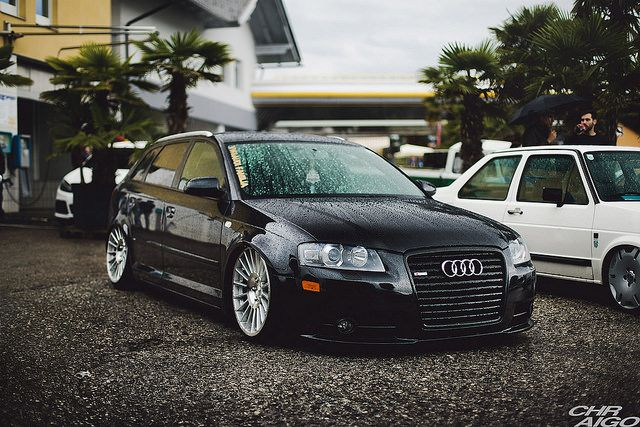 Audi A3 8P on Rotiform IND | by AIGO Photography