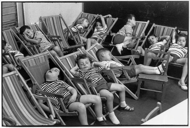 Henri Cartier-Bresson, Napoli 1960