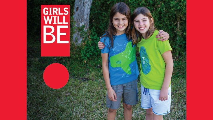 GIRLS WILL BE:  Shorts designed to let girls be kids by Girls Will Be —Kickstarter