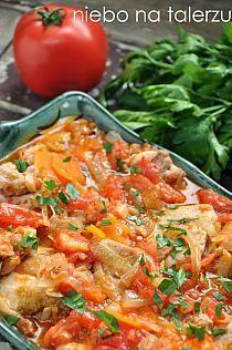 Kurczak smażony z warzywami