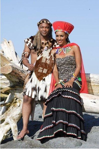 Zulu Traditional Clothing