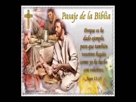 Evangelio del día y comentario   Jueves Santo, 24 de marzo de 2016  SEMANA SANTA  (Jn 13,1-15) Antes de la fiesta de Pascua, sabiendo Jesús que había llegado su hora de pasar de este mundo al Padre, él, que había amado a los suyos que…