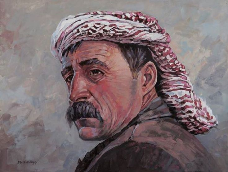 Buy Kurdish Man, Gouache painting by M. Salayi on Artfinder. Discover thousands of other original paintings, prints, sculptures and photography from independent artists.