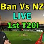 Bangladesh Vs New Zealand T20 Live 2017 | Live cricket scorecard | Live cricket at Napier