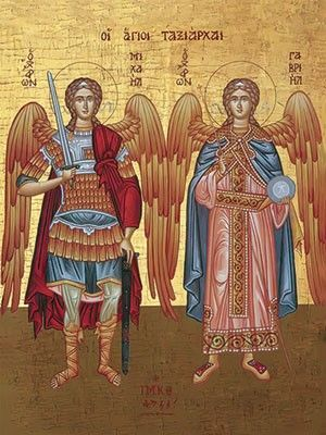 St Michael the Archangel    #CatalogOfGoodDeeds   #icon #iconography #orthodoxicon #orthodoxiconography #mountedicons #buyicon #ordericon #iconographers