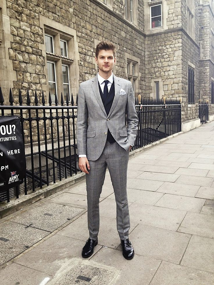 Jim Chapman: Hackett and Oliver Spencer - LC:M SS15