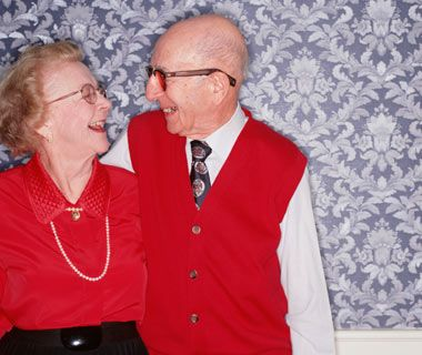 "3 Surprising Secrets to a Long Marriage. Older couples share their lessons to living happily ever after in this piece from ""Next Avenue"". (photo: Thinkstock)"