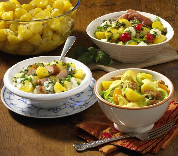 Unser beliebtes Rezept für Italienischer Kartoffelsalat und mehr als 55.000 weitere kostenlose Rezepte auf LECKER.de.
