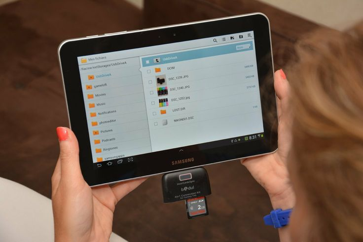 """Connection Kit 4 in 1 for Samsung Galaxy Tab 1, Galaxy Tab 2 and Galaxy Note 10.1"""": Amazon.co.uk: Computers & Accessories"""
