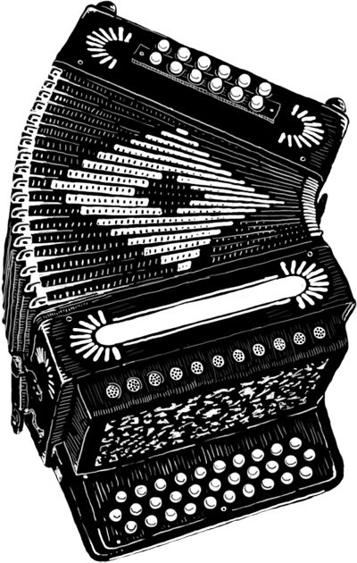 Squeezebox Stories, hosted by Marco Werman of PRI's The World, is a sound-rich, narrative-driven public radio documentary exploring the social history, multicultural adaptation and musical variations of the accordion. The accordion is about much more than the Polka; it's one of the first global instruments. Played all over the world–everywhere from Italy to China to Zanzibar–, the squeezebox is a great vehicle