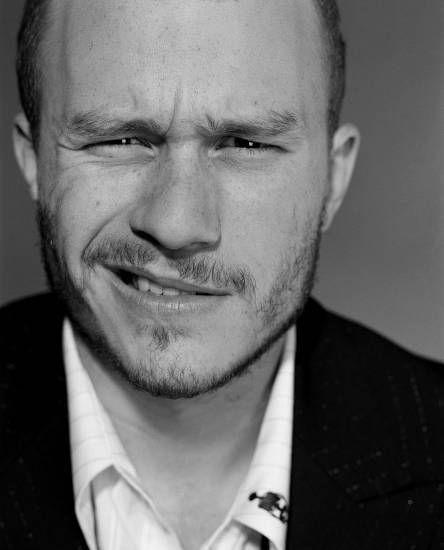 Heath Ledger RIP Fav actor :(