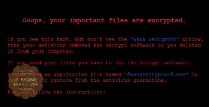Анализ шифровальщика Wana Decrypt0r 2.0    Специалистами компаний T&T Security и Pentestit произведен анализ шифровальщика Wana Decrypt0r 2.0 для выявления функционала, анализа поведения и способов распространения вредоноса. Читать дальше →    #hooppy #hooppyru #hooppytest  #хуппи