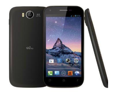 Téléphone portable sans abonnement WIKO Peax 2 Noir prix promo Boulanger 159,00 € TTC
