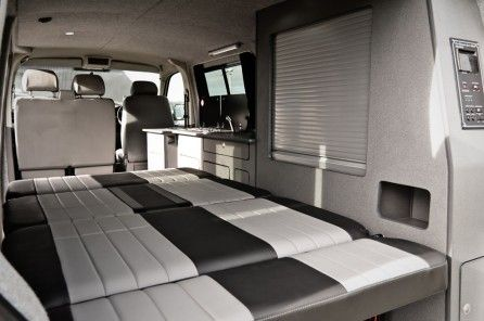 VW T5 Campervan For Sale – 2 Berth