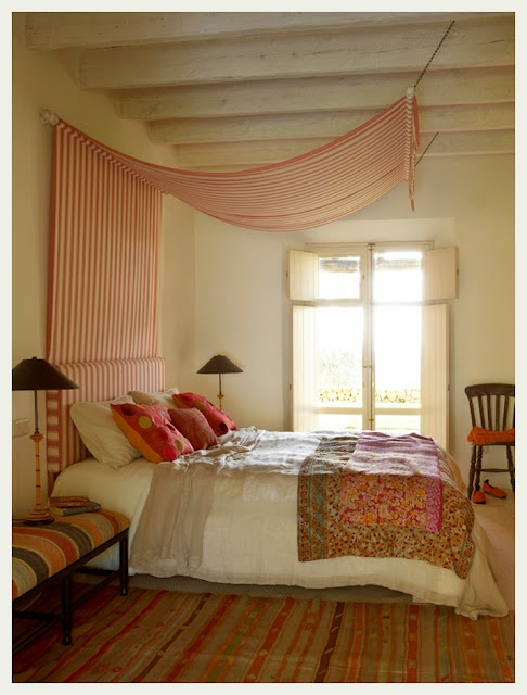 Indian Style Bedroom Decor Ideas Use Bars For Cloth Hanging Not This Cloth But Something Else