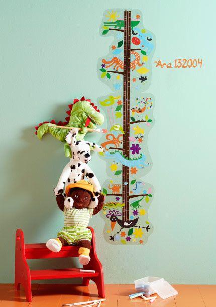 IKEA height chart