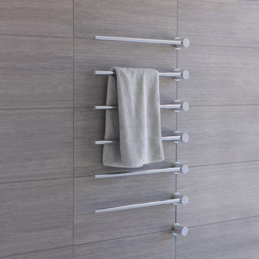 Vola Built In Towel Warmer, Remodelista