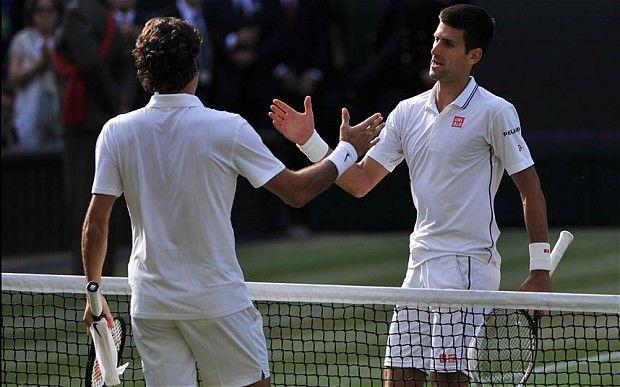 Wimbledon 2014 final: Novak Djokovic battle with Roger Federer ...