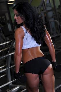 Bikini body here I come!! Stayin strong!!