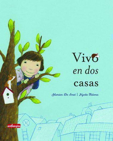 Un libro para explicar a los niños el difícil tema de la separación y el divorcio de los padres.