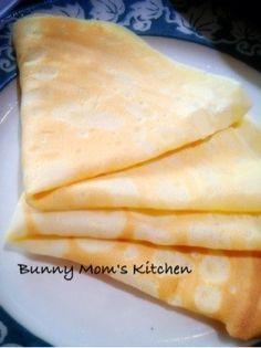 本場フランスのレシピ♡簡単クレープ生地 by BUNNYMOM [クックパッド] 簡単おいしいみんなのレシピが226万品