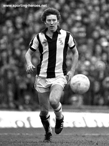 Bryan Robson - West Bromwich Albion FC - 1974/75-1981/82 Wonderful career oozed class