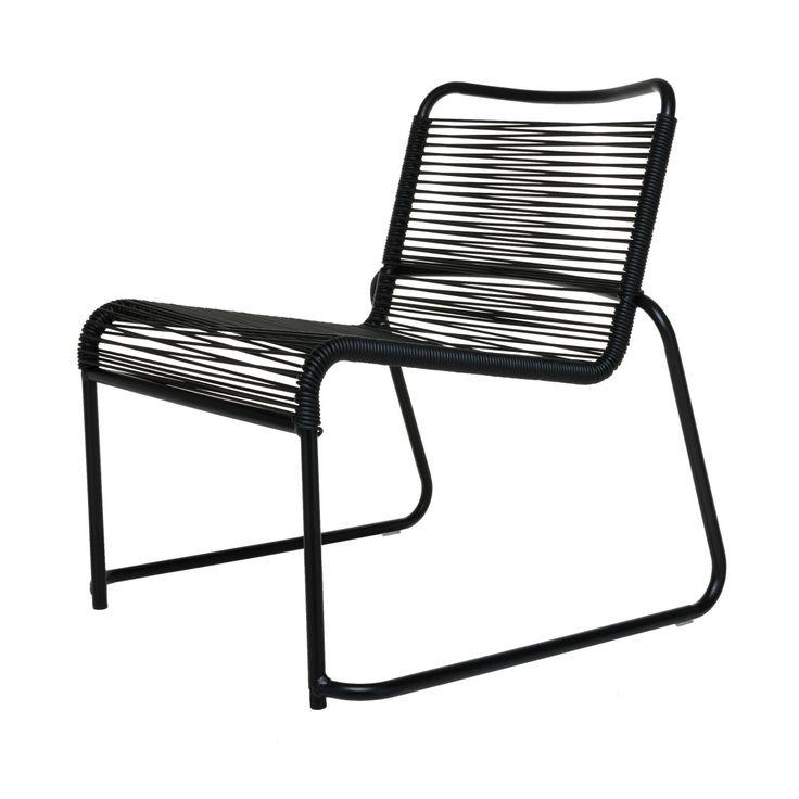 Lido Lounge Sessel schwarz Jetzt bestellen unter: https://moebel.ladendirekt.de/garten/gartenmoebel/gartenstuehle/?uid=463a4285-f4d7-5495-af50-b43733698ee2&utm_source=pinterest&utm_medium=pin&utm_campaign=boards #garten #gartenmoebel #gartenstuehle