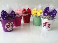 Rengarenk Kovalarda Lavanta / hediye - sevgiliye hediye - kişiye özel hediye - bebek hediye - hediye sepeti