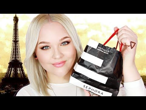 Paris Haul: Sephora, KIKO & More! - YouTube
