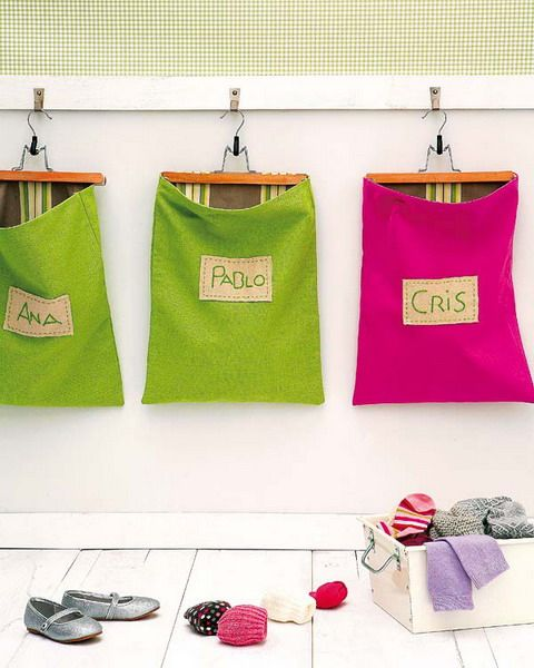sacs à suspendre ✿Teresa Restegui http://www.pinterest.com/teretegui/✿