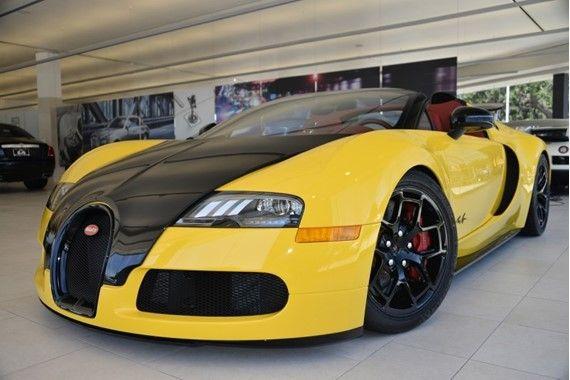2012 Bugatti Grand Sport 2dr Convertible | 1474920 | Photo 1 Full Size