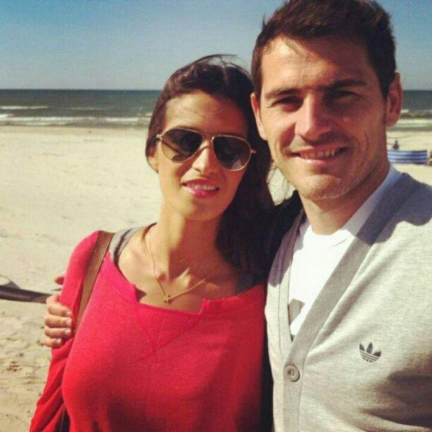 Iker Casillas & Sara Carbonero