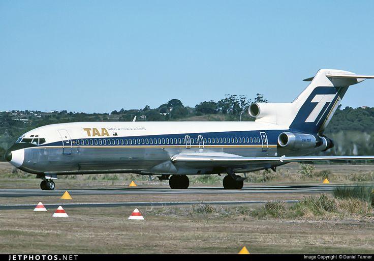 Photo of VH-TBI Boeing 727-276(Adv) by Daniel Tanner
