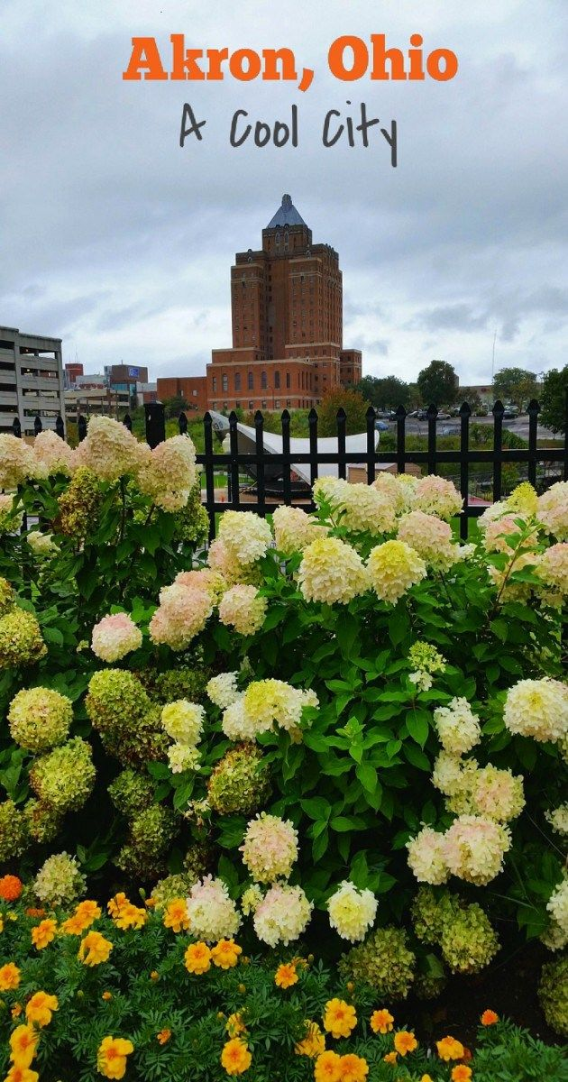 Akron, Ohio has something for everyone: families, couples, history buffs, art enthusiasts, foodies and/or nature lovers!