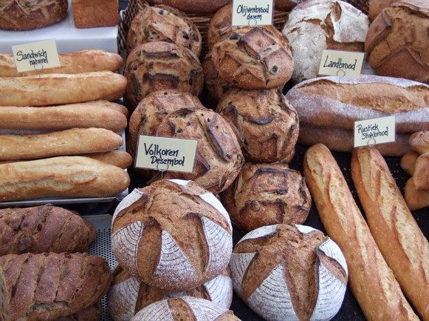 Best food markets in Amsterdam: Noordermarkt